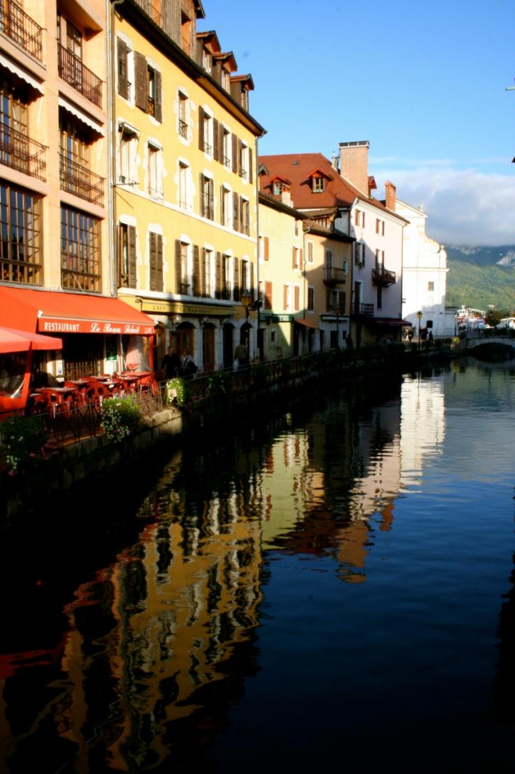 Annecy- La Petite Venise