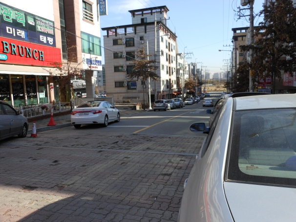 I miss my old Korean neighborhood, the Gok.