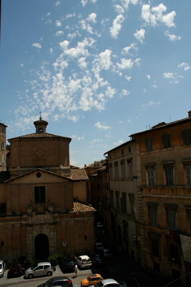 Perugia, Italia.