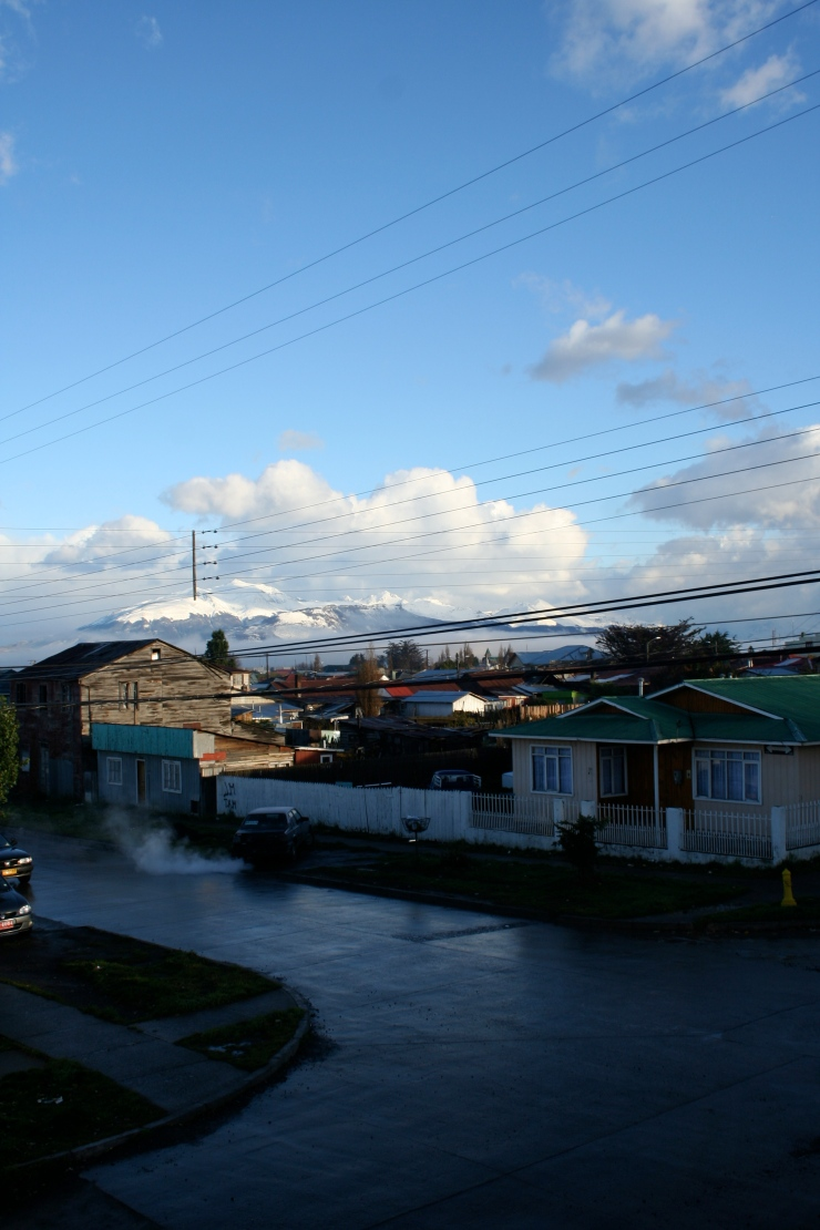 Chorrillos, Puerto Natales