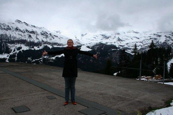 Swiss Alps, 2009