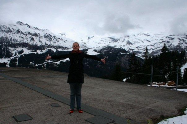 Swiss Alps, 2009
