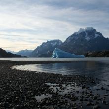 Lago Gray, Torres del Paine 2011