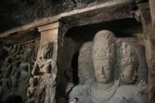Elephanta Caves, Mumbai 2013