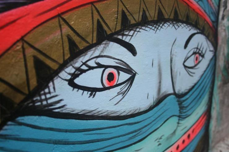 Mural, Fort Cochin
