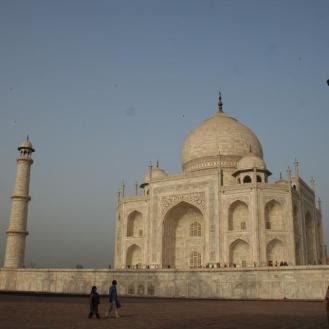 The Taj Mahal 2013