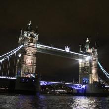Tower Bridge at Night!