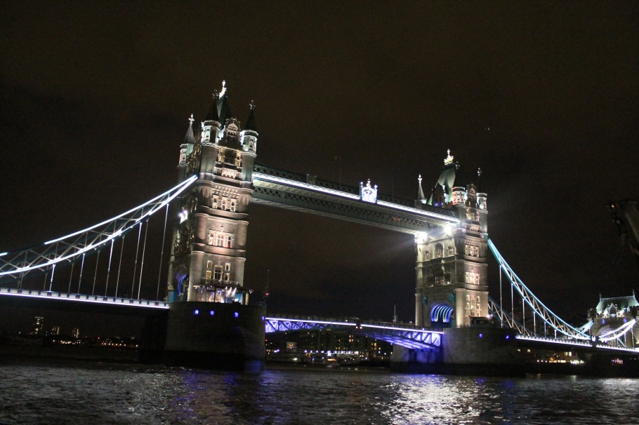 Tower Bridge at Night!