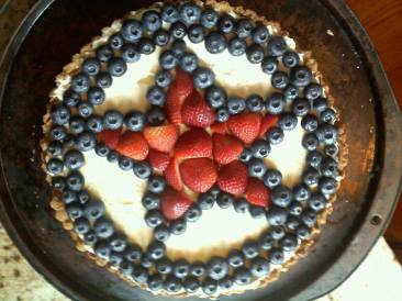 July 4th Pie from me!