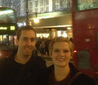 Oxford Street for Christmas