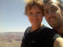 Our Anniversary, at the Grand Canyon