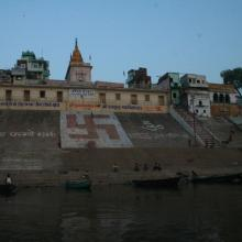 Benares at Dawn