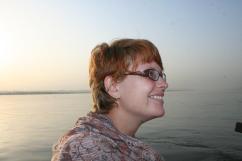 On the Ganga