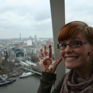 The London Eye, 2013