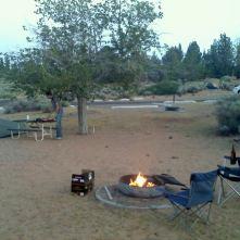 Lake Powell Campsite