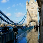 Across Tower Bridge
