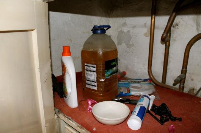 Cabinet batch