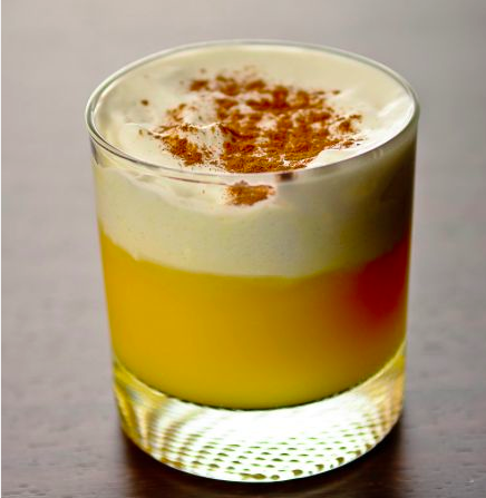 Whiskey Flip, first mentioned in 1695