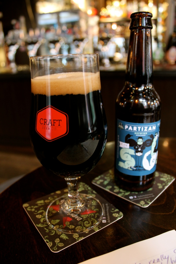 Stout by Partizan