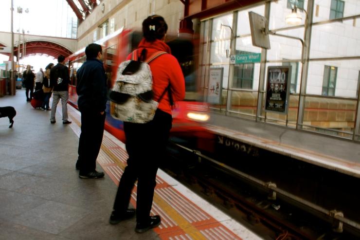DLR Arrives