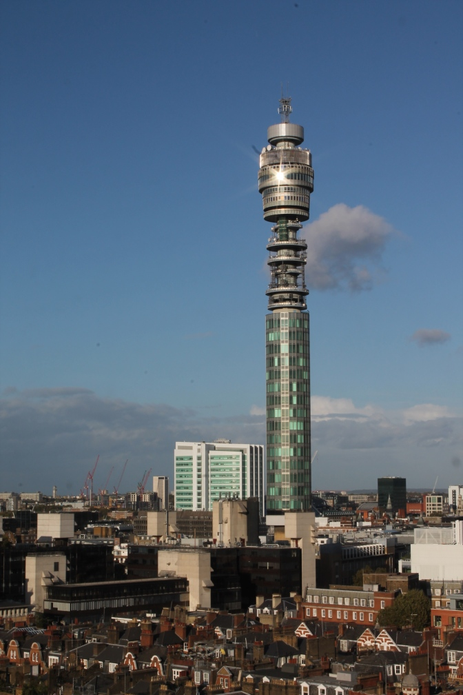 The beautiful ugliness of the BT tower