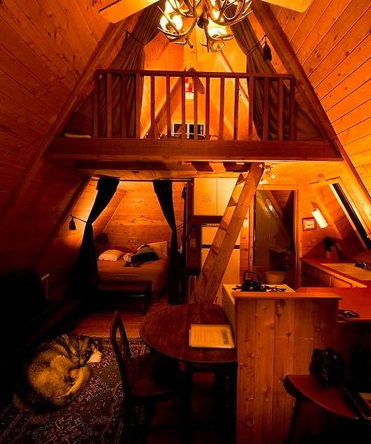 Tiny home. Self-Built and Mobile.