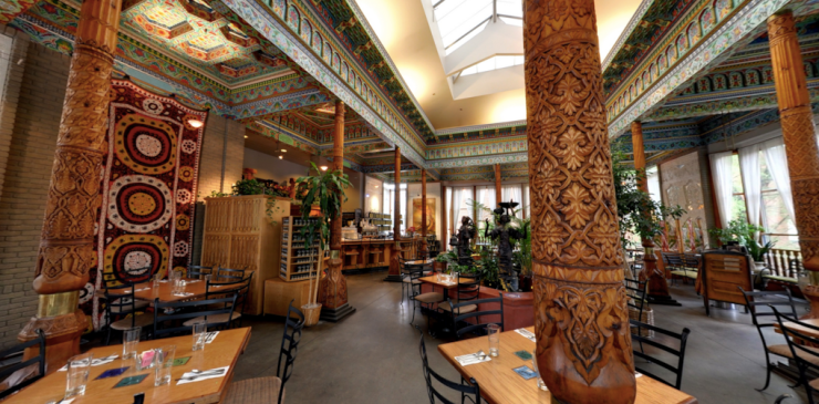 The Boulder Dushanbe Teahouse