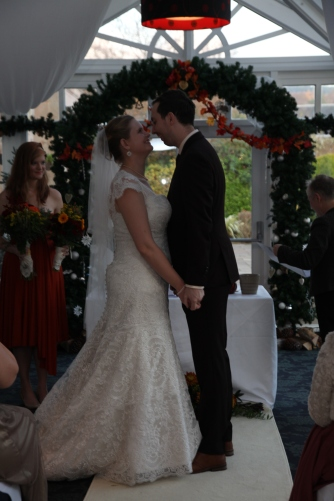 Revelling in Being MARRIED