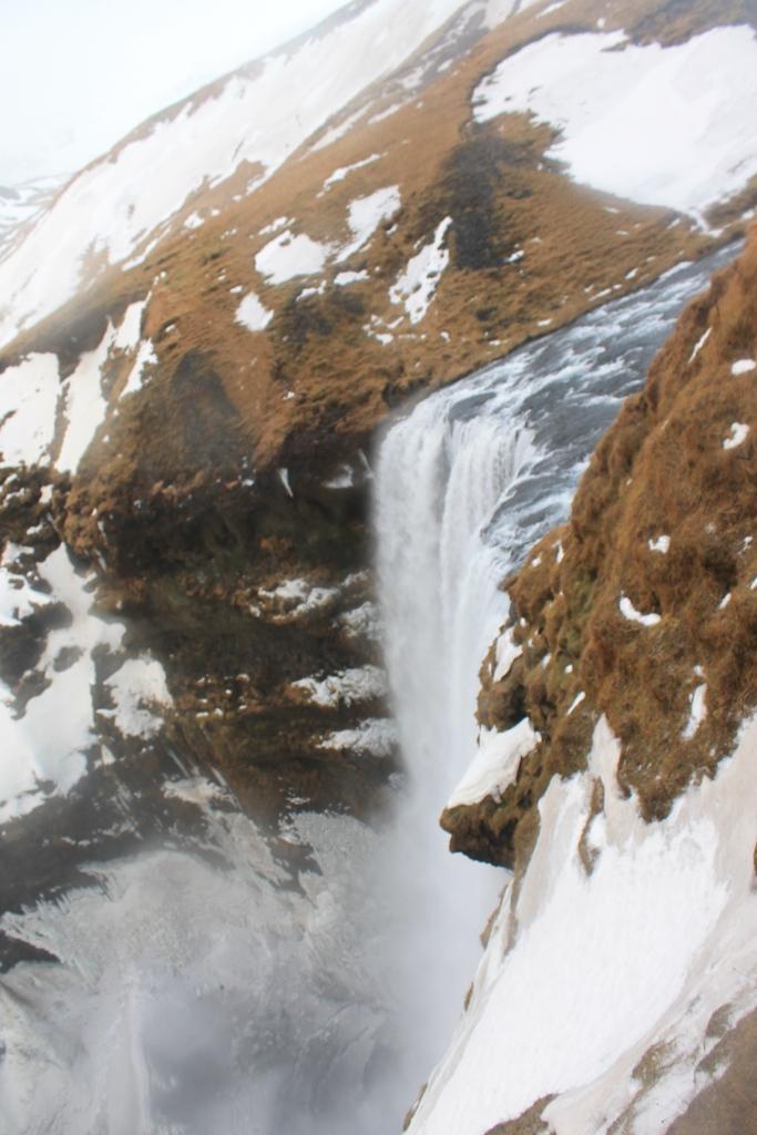 Skogarfoss Waterfall