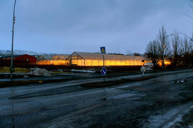 Geothermal Greenhouse