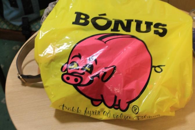 BONUS. Full of delicious smoked pig meat.