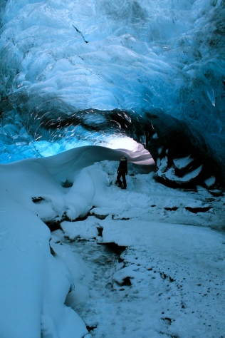 Glacial Ice Cave