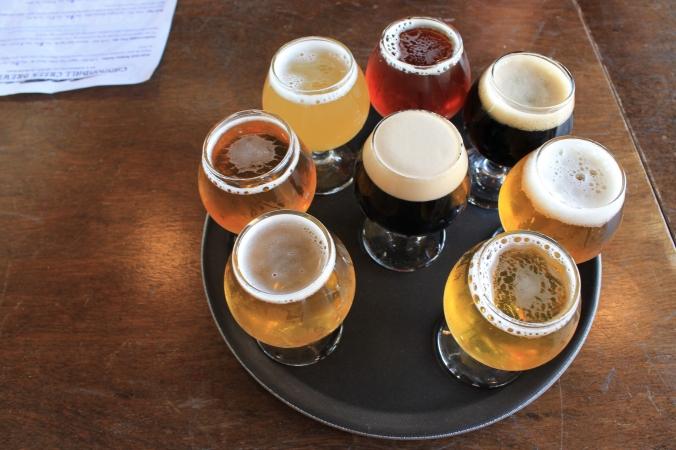 Beer Rainbow!