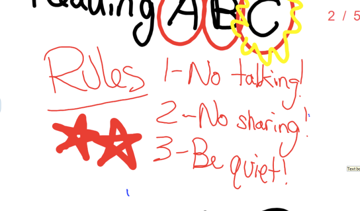 Elementary test rules