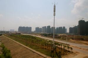 Nachangxi, a city of 5 million