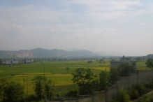 Coming mountains