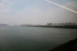 Not sure which of China's giant rivers this is....
