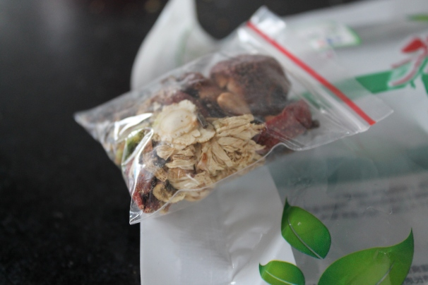 Pre-packaged tea