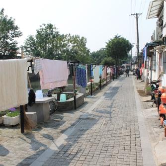 On 'our' doorstep in Suzhou