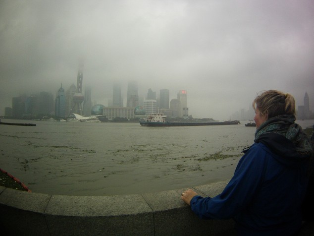 Mama and the Bund