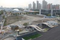 2010 Expo Detritus