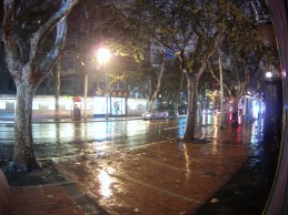 Rainy Hengshan Lu