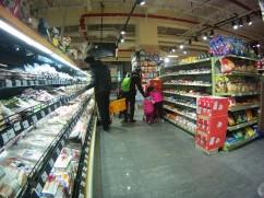 Lovely supermarket
