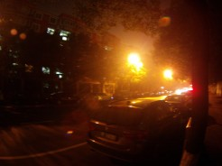 Smoggy night in SH