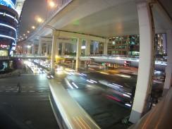 Shanghai is a city of massive concrete overpasses