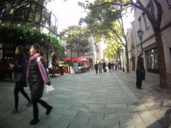 Xitiandi. The Covent Garden of Shanghai.