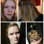 """Hair and """"No Makeup"""""""
