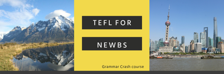 TEFL for Newbs:Conjugation