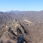 The Great Wall of China: Pushing 10km Through The Stomach Flu