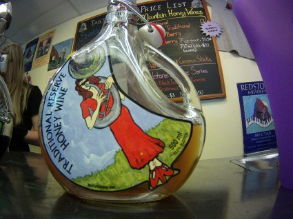 Aged Honey wine